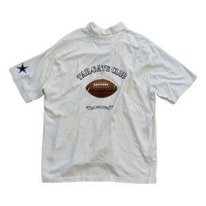Tommy Bahama Dallas Cowboys Football Buffon down